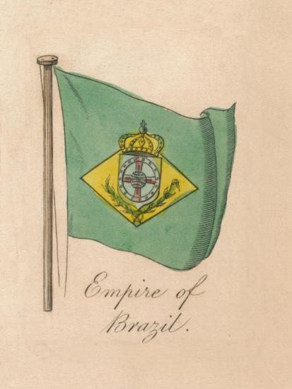 'Empire of Brazil', 1838-Unknown-Giclee Print