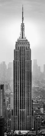 Empire State Building in a City, Manhattan, New York City, New York State, USA