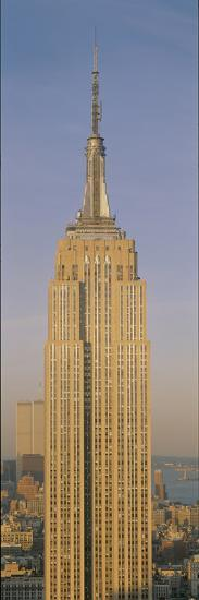 Empire State Building New York NY--Photographic Print