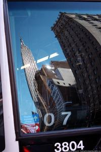 Empire State Building Reflection