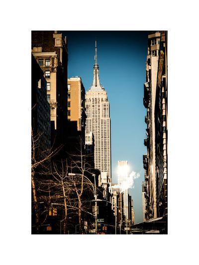 Empire State Building-Philippe Hugonnard-Photographic Print