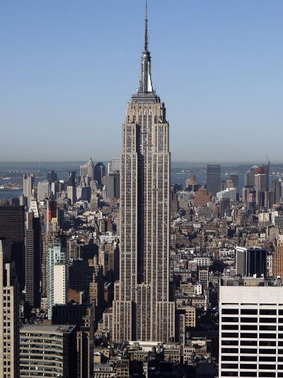 Empire State Building-Richard Drew-Photographic Print
