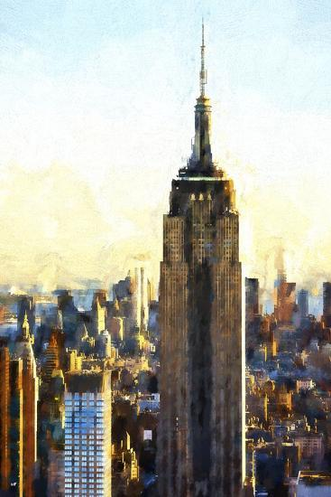 Empire State Building-Philippe Hugonnard-Giclee Print
