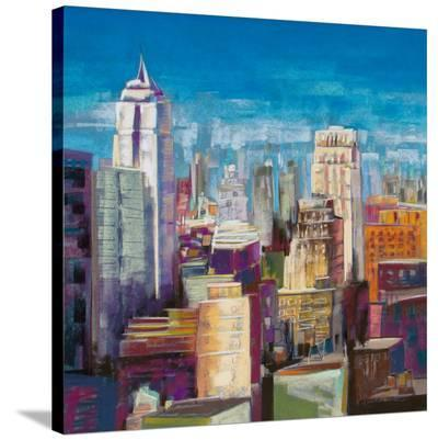 Empire State Iv--Stretched Canvas Print