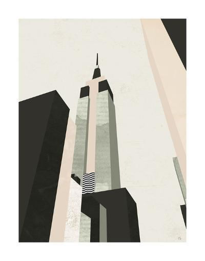 Empire State-Michelle Collins-Art Print