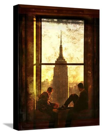 Empire Two 6-Dale MacMillan-Stretched Canvas Print
