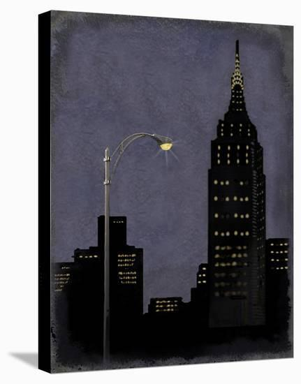 Empire-Karen J^ Williams-Stretched Canvas Print
