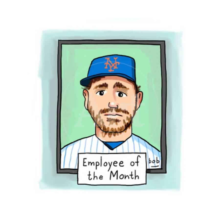 Employee of the Month - Cartoon Premium Giclee Print by Bob Eckstein ...