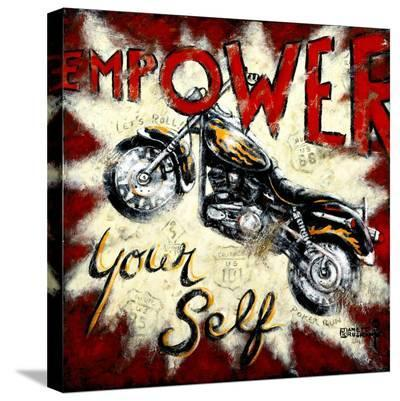 Empower Yourself-Janet Kruskamp-Stretched Canvas Print