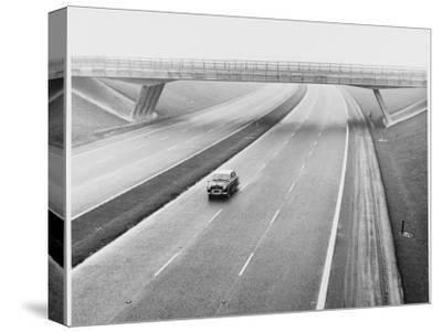 Empty Motorway 1960s