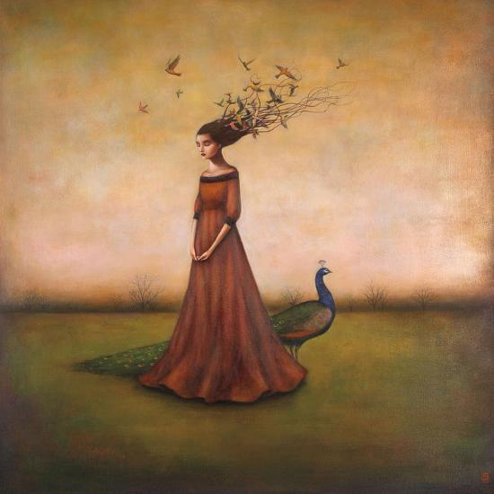 Empty Nest Invocation-Duy Huynh-Art Print
