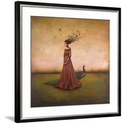 Empty Nest Invocation-Duy Huynh-Framed Art Print