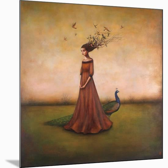 Empty Nest Invocation-Duy Huynh-Mounted Print