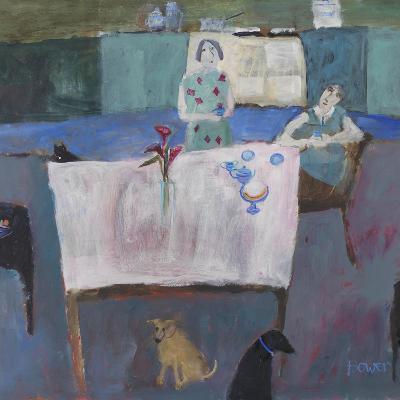 Empty Nestlers, 2011-Susan Bower-Giclee Print
