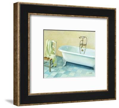 En el Bano III-Conde-Framed Art Print