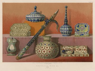 Enamelled Ware Etc from India--Giclee Print