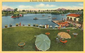 Encanto Park, Phoenix, Arizona
