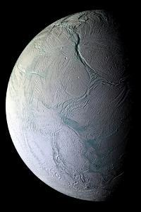Enceladus's Icy Face Reveals Ridges and Folds From the Moon's Active Geology