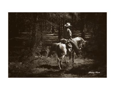 Enchanted Forest-Barry Hart-Art Print