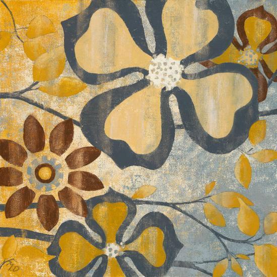 Enchanted Garden I-Maria Donovan-Art Print