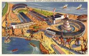 Enchanted Island Playground, Chicago World's Fair