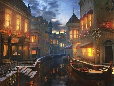 Enchanted Waters-Joel Christopher Payne-Giclee Print