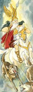 Odin, Norse Mythology by Encyclopaedia Britannica