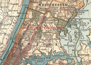 The Bronx (C. 1900) by Encyclopaedia Britannica