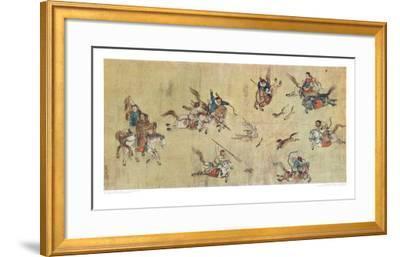 End of a Mongolian Hunt