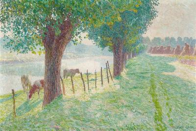 End of August, 1909-Emile Claus-Giclee Print