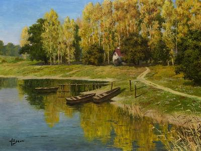 End of the Summer-Hilger-Premium Giclee Print