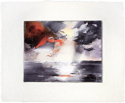 Ende des begehbaren Raumes-Thomas Kleemann-Collectable Print