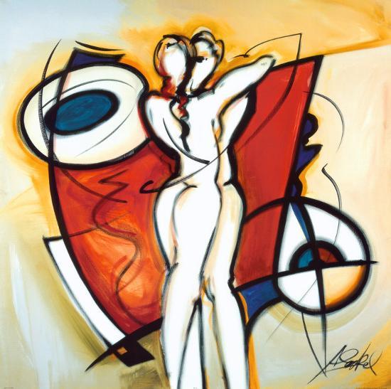 Endless Love-Alfred Gockel-Art Print