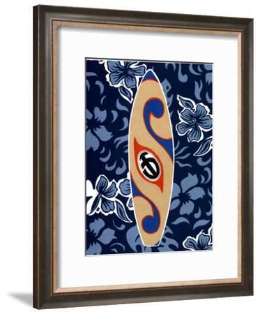 Endless Summer V-Ethan Harper-Framed Art Print