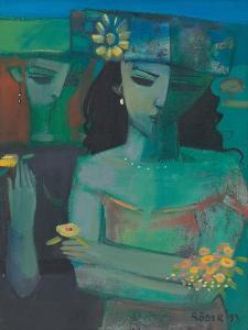 Two from Ys II by Endre Roder