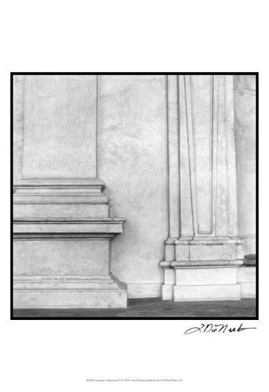 Enduring Composition IV-Laura Denardo-Art Print