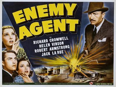 Enemy Agent, 1940--Photo