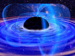Energy-releasing Black Hole