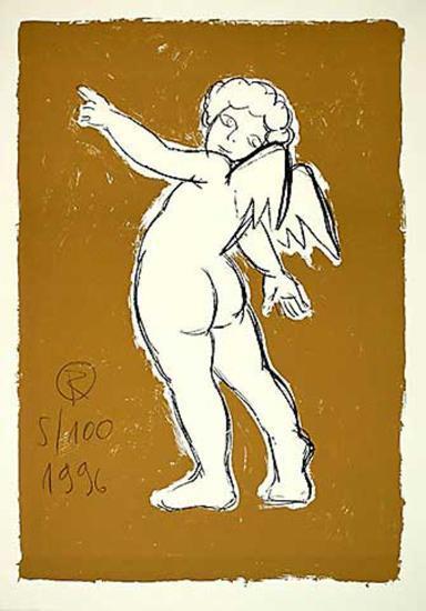 Engel Ocker, c.1996- Radomir-Limited Edition