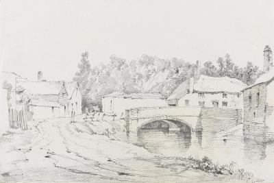 Engine Bridge, Exeter, C.1831-Henry Courtney Selous-Giclee Print