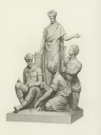 Engineering-John Lawlor-Giclee Print