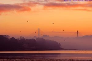 Sunrise by England. All images taken by Keven Law of London