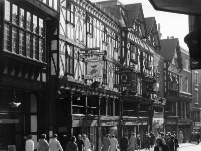 England, Chester--Photographic Print