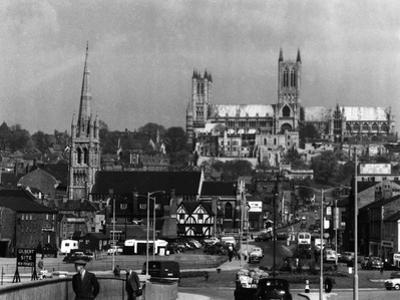 England, Lincoln, 1950S