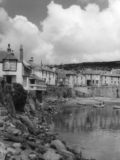 England, Mousehole--Photographic Print