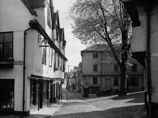 England, Norwich--Photographic Print