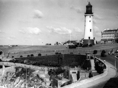 England, Plymouth Hoe--Photographic Print