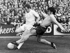 England: Soccer Match, 1972