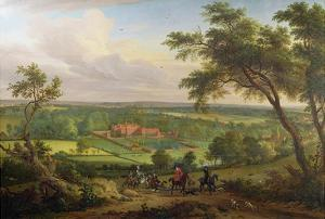 Bifrons Park, Patrixbourne, Kent, Formerly Attributed to John Wootton (1682-1764) by English