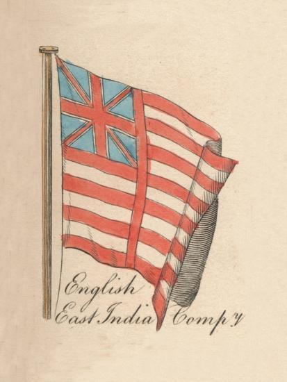 'English East India Company', 1838-Unknown-Giclee Print
